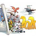 Открылась подписка на«Мир фантастики» на2020 год!