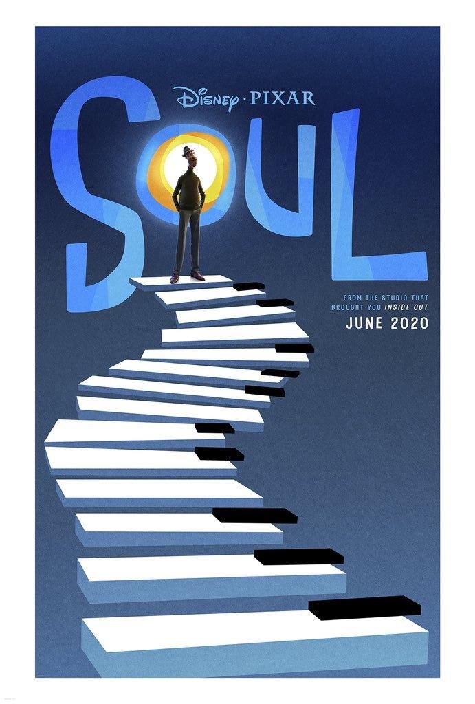 Первый тизер мультфильма Pixar «Душа»