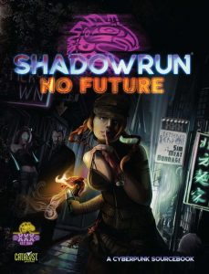 Матрица и магия: история Shadowrun 5
