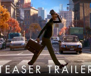Pixar выпустил трейлер мультфильма «Душа»