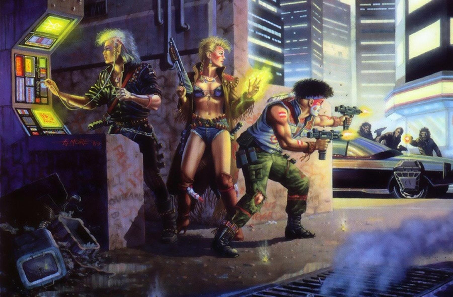Матрица и магия: история Shadowrun 11