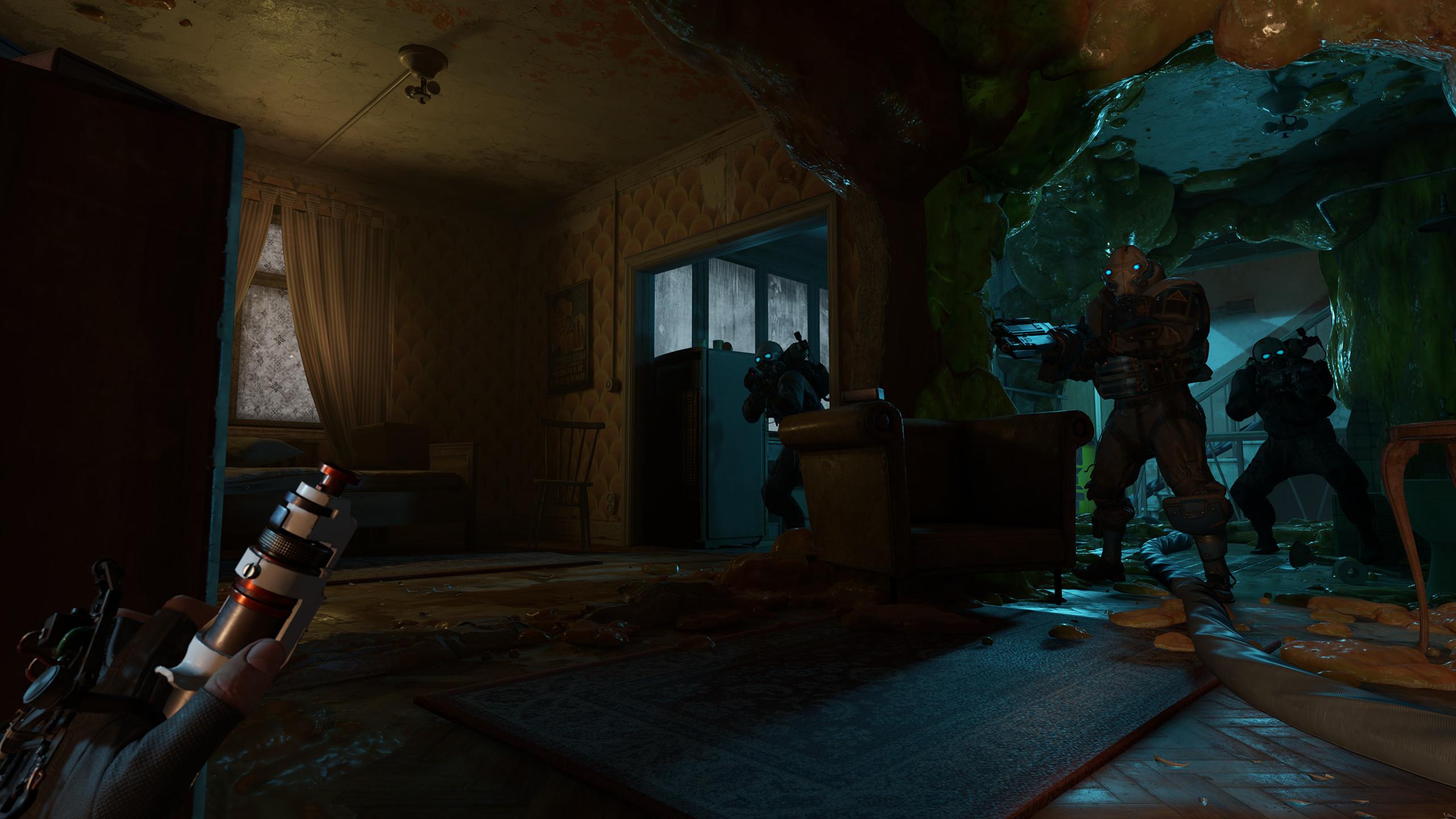 Первый тизер Half-Life: Alyx —VR-приквела Half-Life 2 1