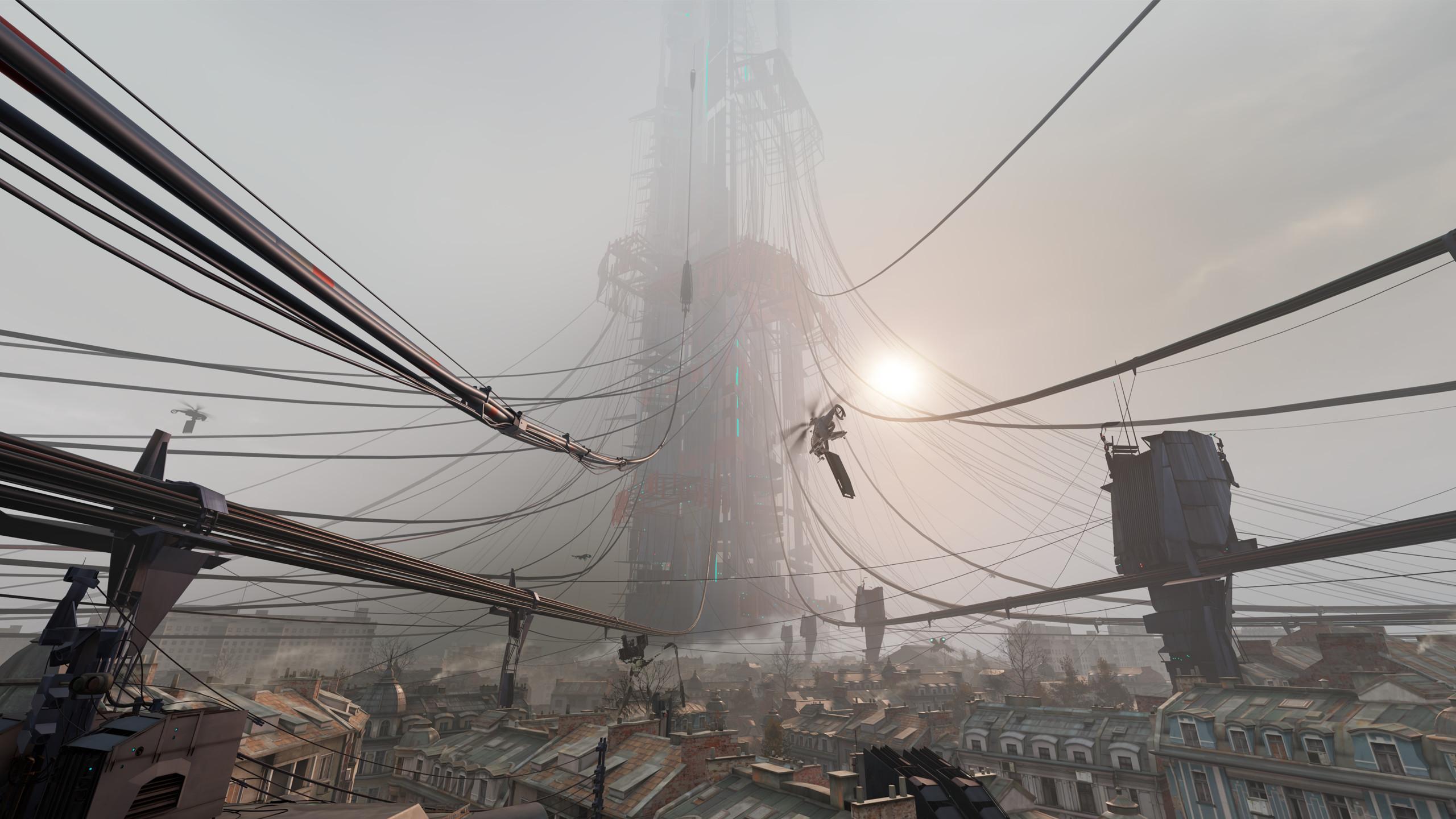 Первый тизер Half-Life: Alyx —VR-приквела Half-Life 2 6