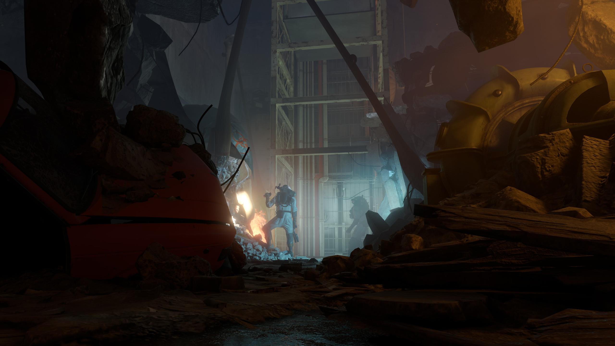 Первый тизер Half-Life: Alyx —VR-приквела Half-Life 2 7