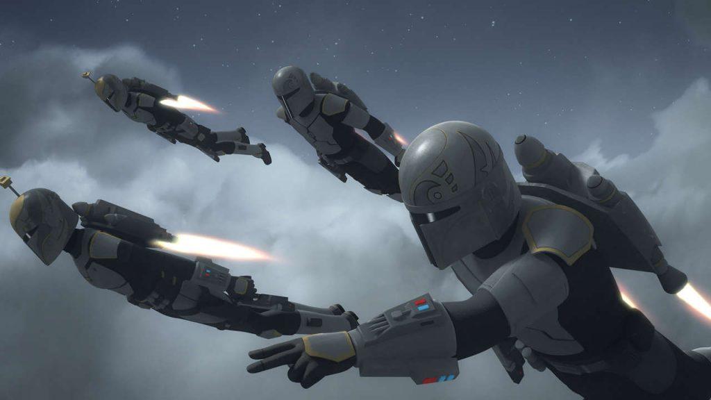 Мандалорцы в «Звёздных войнах»: реальная и вымышленная история 14