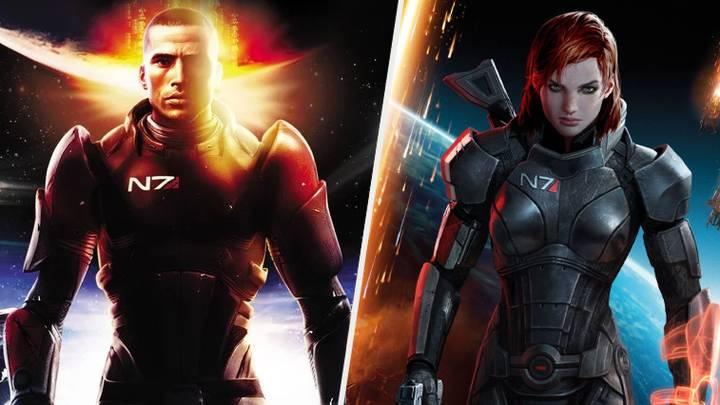 СМИ: новая Mass Effect находится на очень ранних этапах разработки