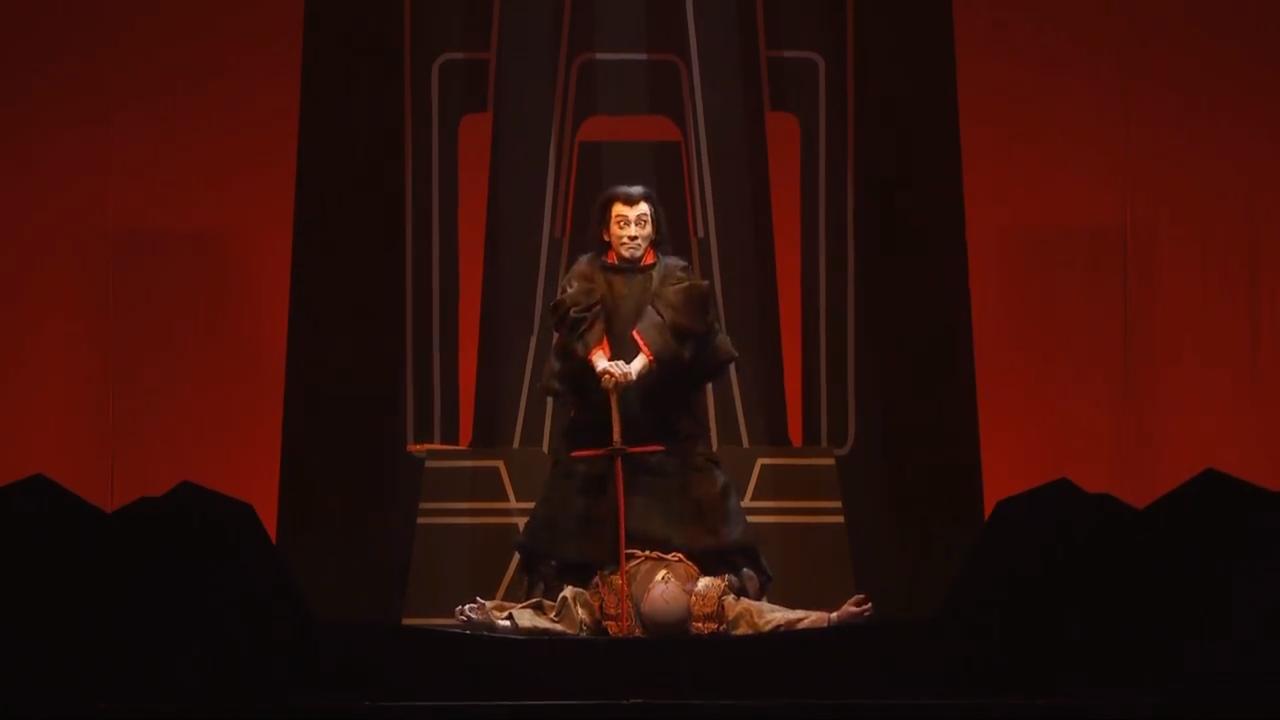 В Японии прошла постановка театра кабуки с сюжетом новых эпизодов «Звёздных войн» 1