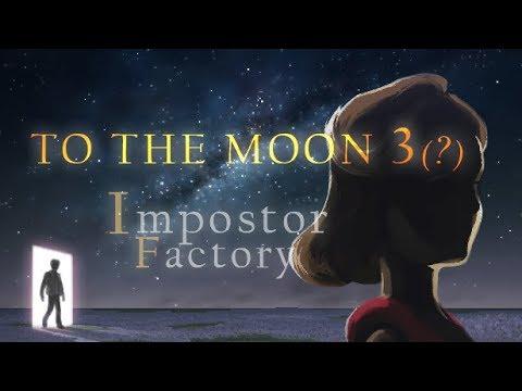 Создатель To the Moon показал трейлер новой части — Impostor Factory