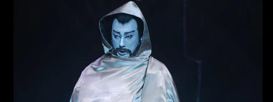 В Японии прошла постановка театра кабуки с сюжетом новых эпизодов «Звёздных войн» 4