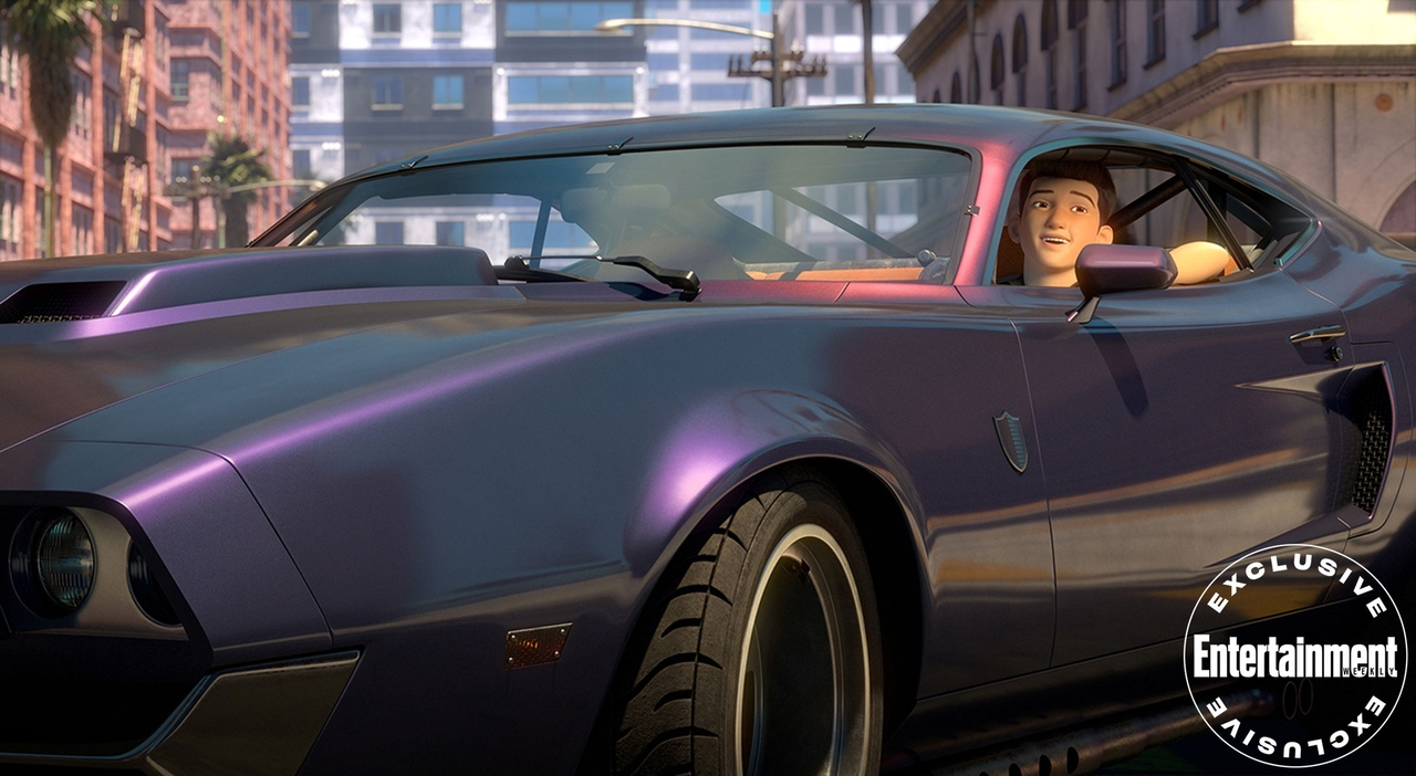 Первые кадры из подросткового мультсериала «Форсаж» для Netflix 8