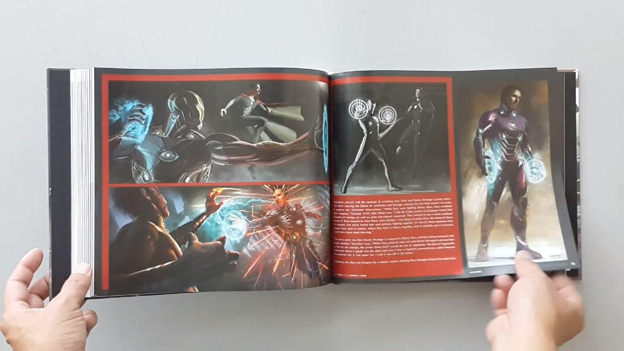 Дочь Тони Старка, Железный Стрэндж и тизеры «Что, если?» — много дополнительных материалов о Marvel 7