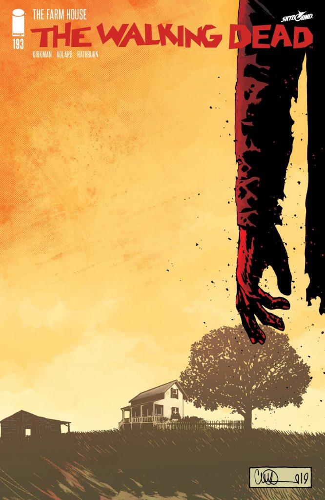 Чем закончились «Ходячие мертвецы» в комиксах