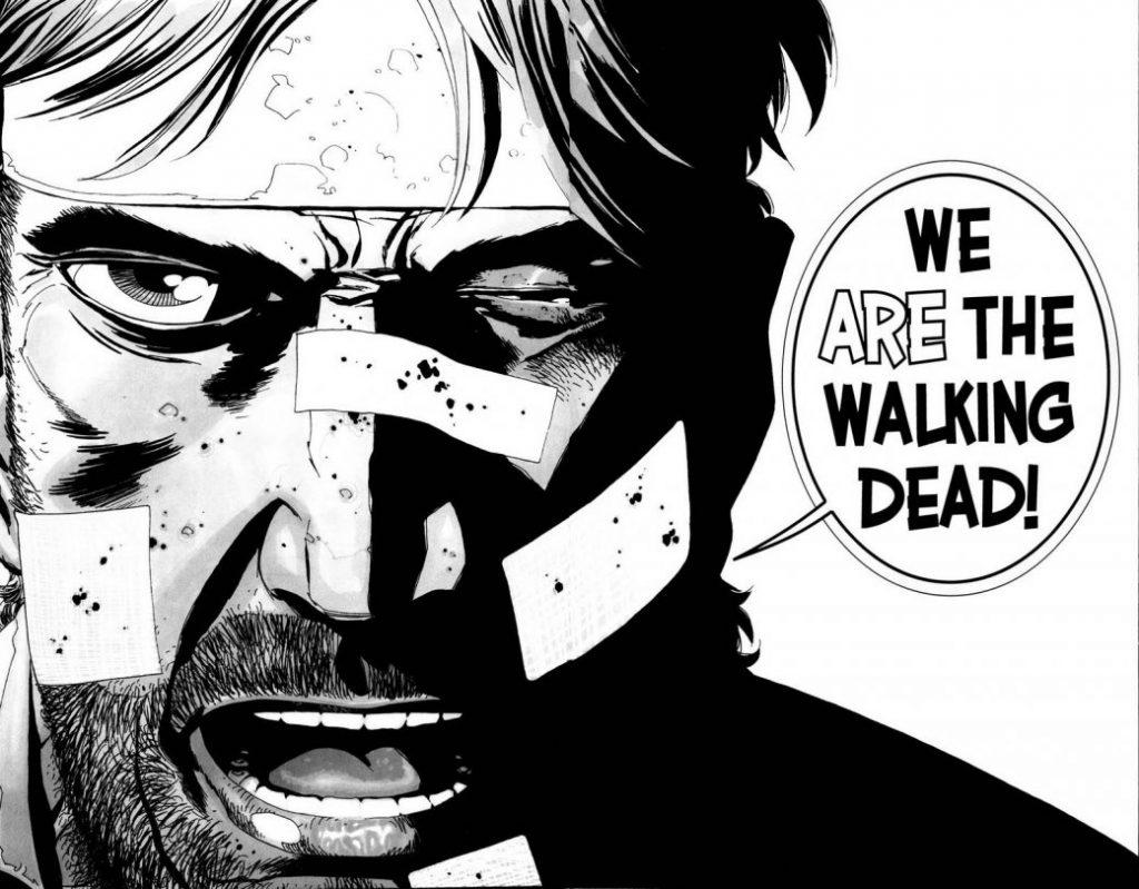Чем закончились «Ходячие мертвецы» в комиксах 2