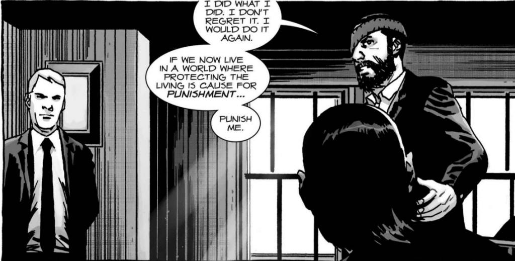 Чем закончились «Ходячие мертвецы» в комиксах 3