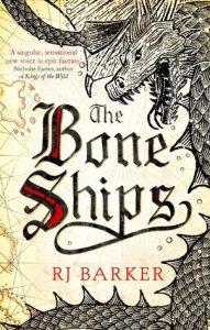 Р. Дж. Баркер «Костяные корабли»: фэнтези о мире матриархата и морских волков 1