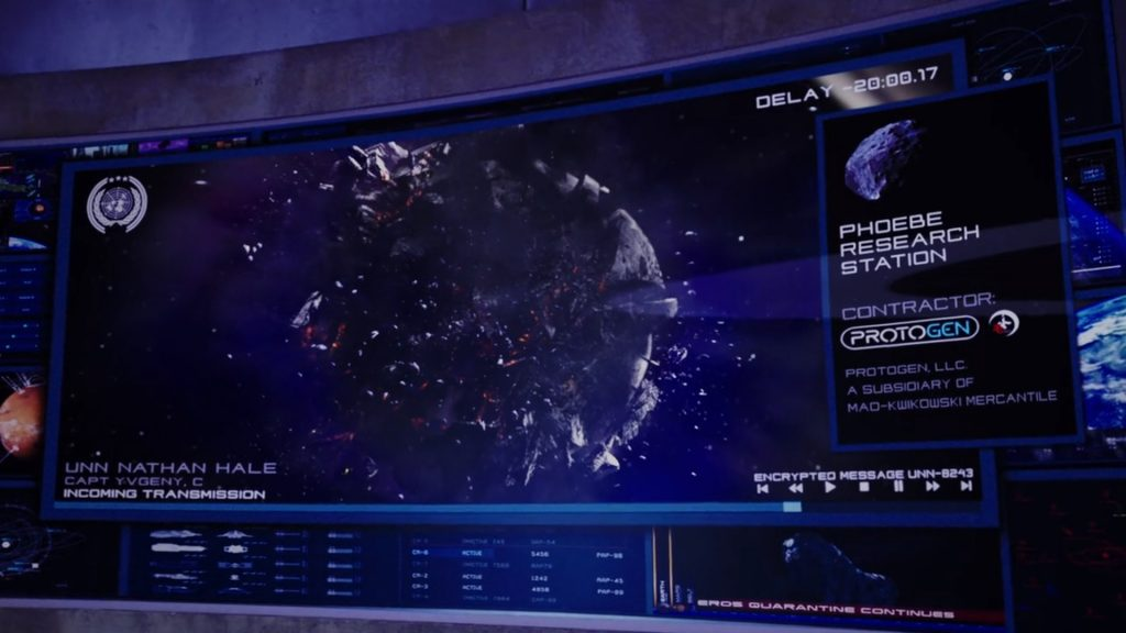 «Пространство» Джеймса Кори: подлинно научная фантастика о космосе и человечестве