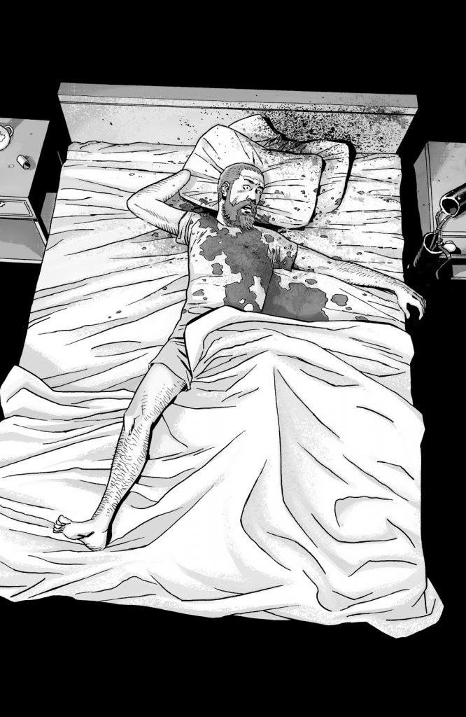 Чем закончились «Ходячие мертвецы» в комиксах 6