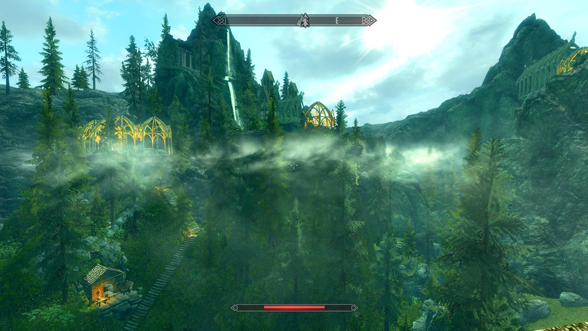 Для TES: Skyrim вышла модификация Path of Hobbit — Широм, Одинокой горой и 500 персонажами 1