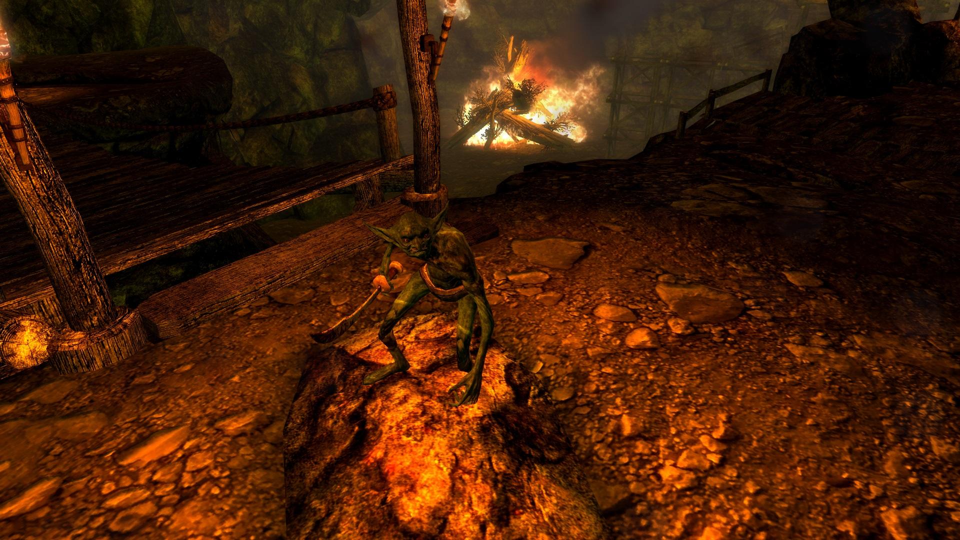 Для TES: Skyrim вышла модификация Path of Hobbit — Широм, Одинокой горой и 500 персонажами 3