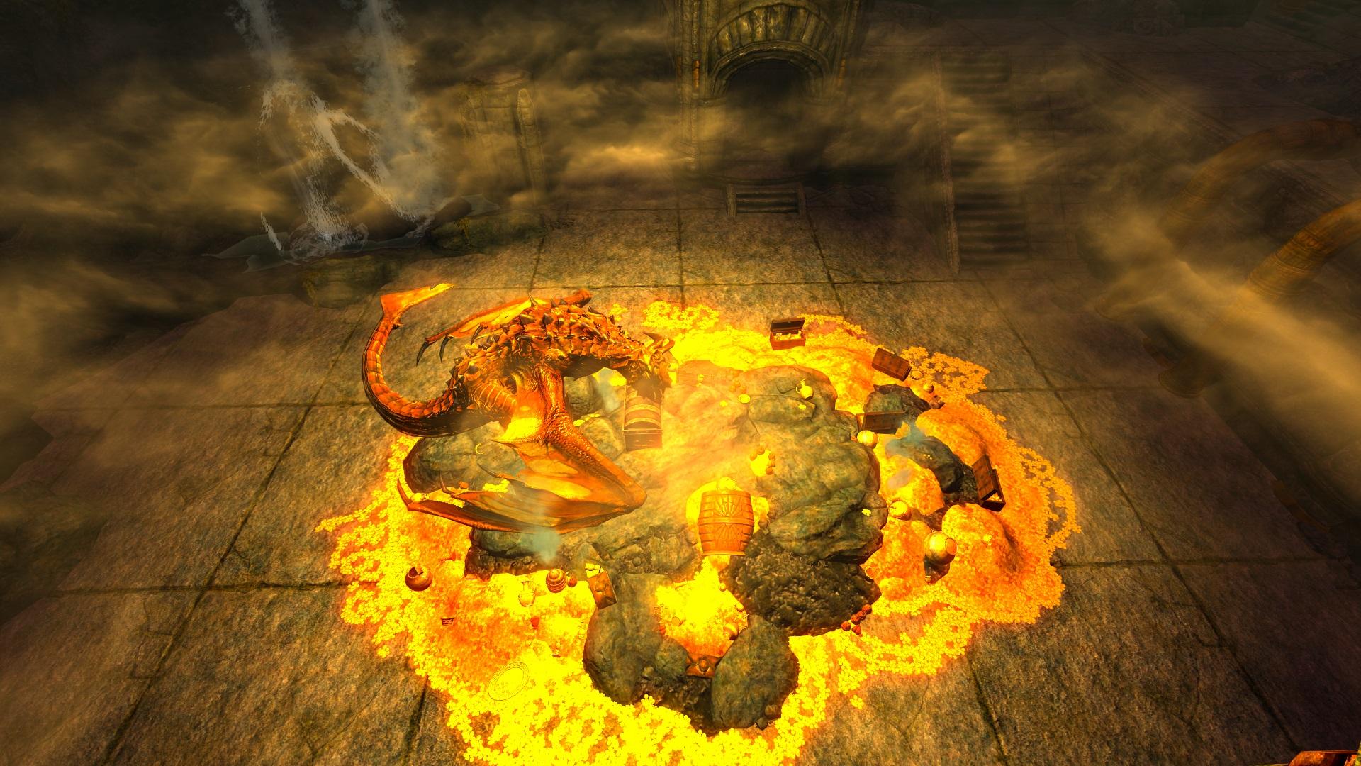 Для TES: Skyrim вышла модификация Path of Hobbit — Широм, Одинокой горой и 500 персонажами