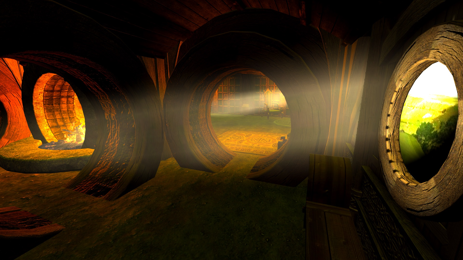 Для TES: Skyrim вышла модификация Path of Hobbit — Широм, Одинокой горой и 500 персонажами 4