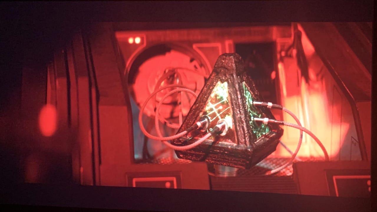 В сети появились спойлерные кадры из IX эпизода «Звёздных войн» 3