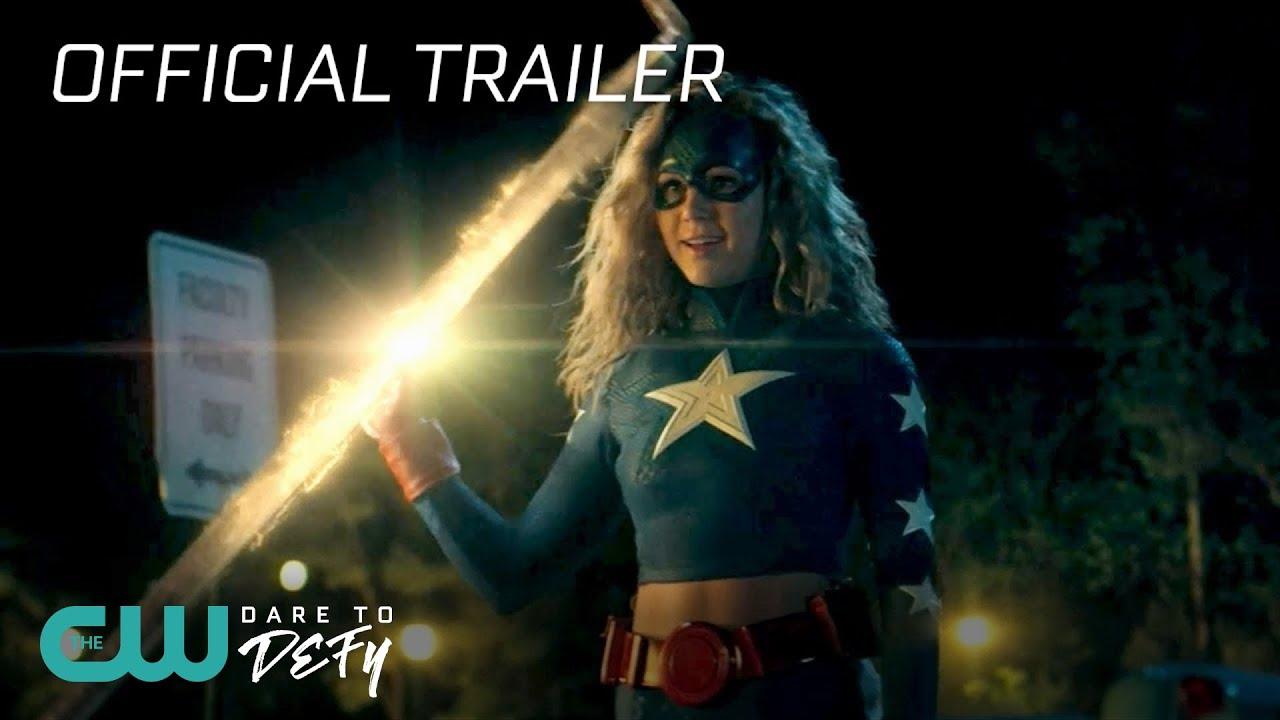 Вышел первый трейлер супергеройского сериала «Старгёрл» 1