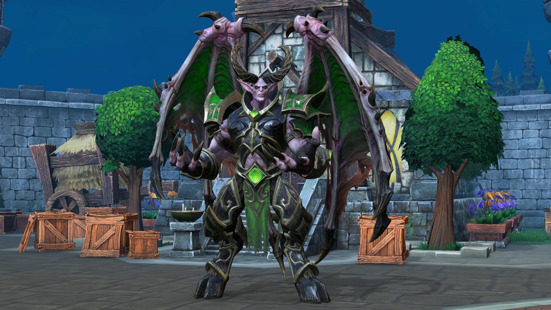 Warcraft III: Reforged выйдет 29 января 2020 года