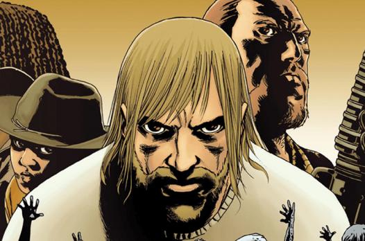Чем закончились «Ходячие мертвецы» в комиксах 13