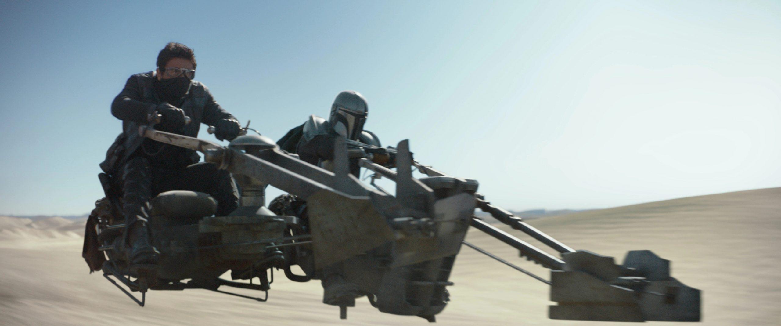 «Мандалорец», серия 5 «Стрелок»: добро пожаловать на Татуин! 4