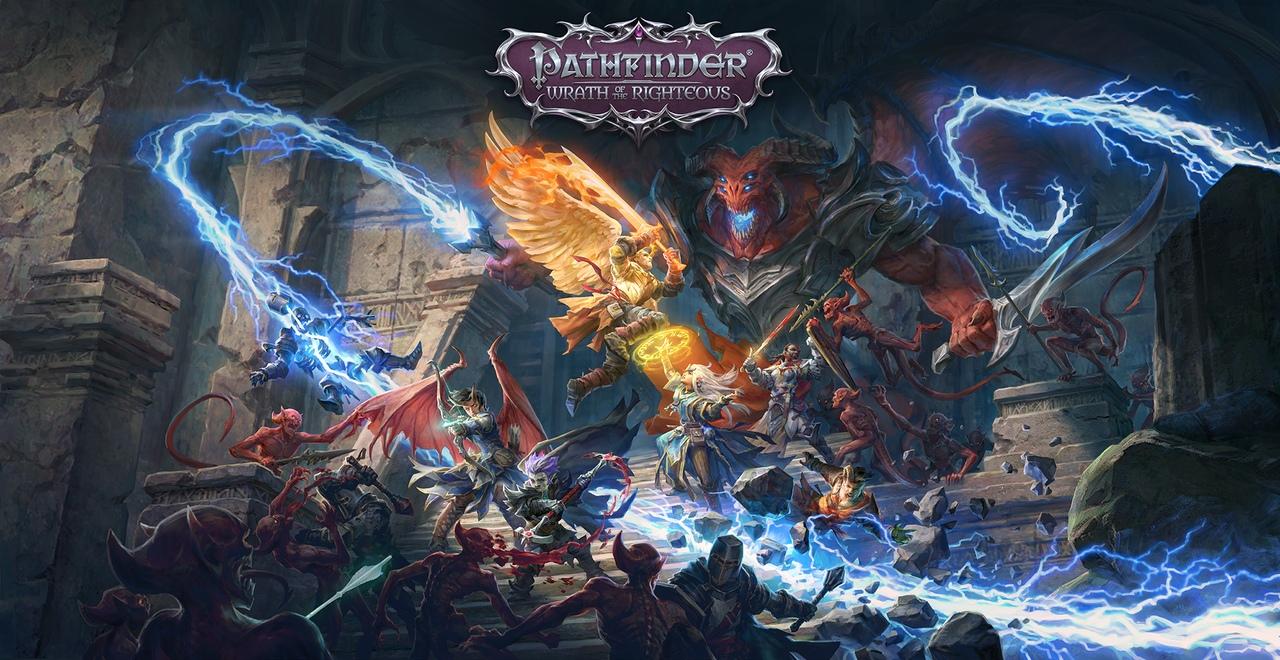 Разработчики Pathfinder: Kingmaker анонсировали новую игру во вселенной — Wrath of the Righteous