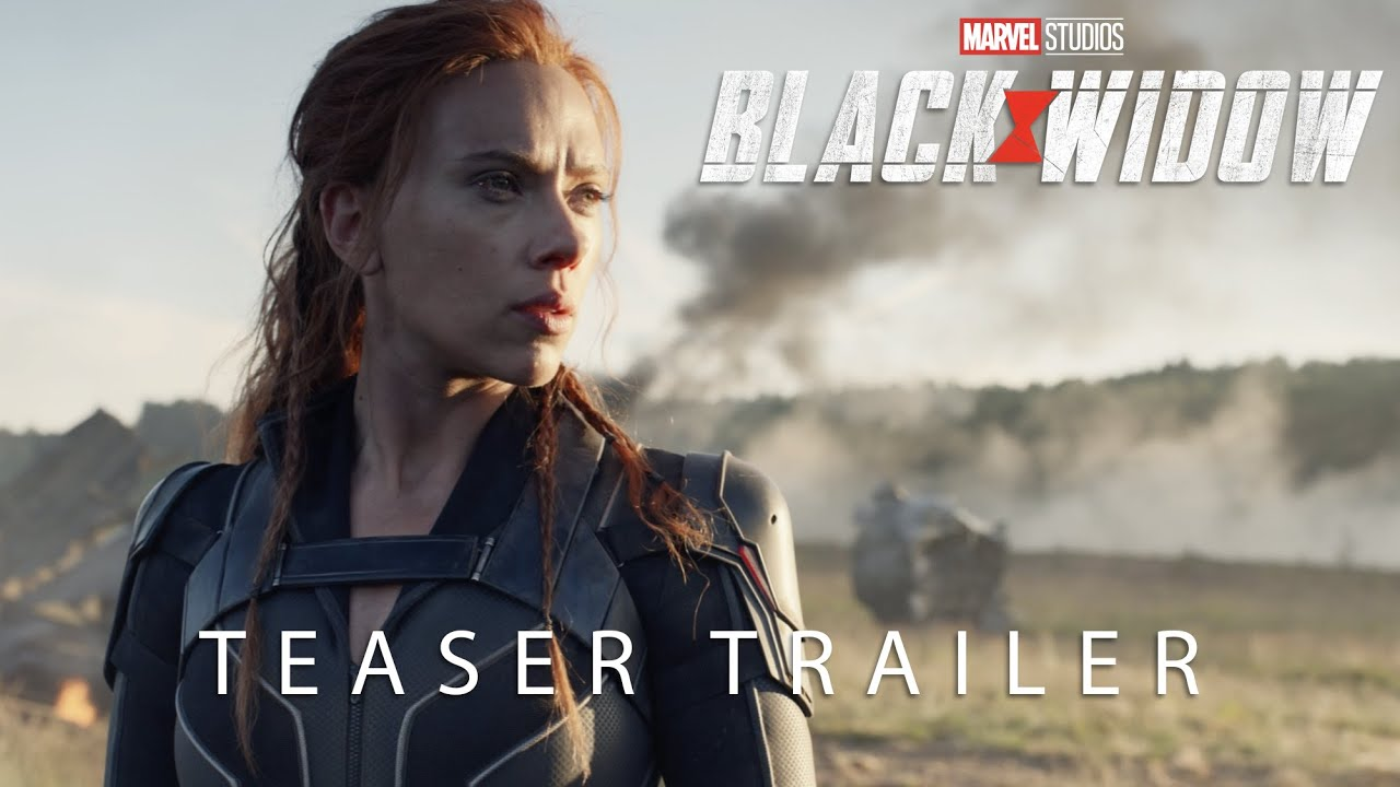 Новый костюм, Красный Страж и Бригадир: первый тизер «Чёрной вдовы»