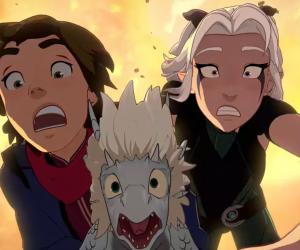 «Принц-дракон», 3 сезон: финал эпического фэнтези 7