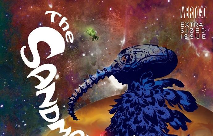 Что почитать: Рик и Морти в мирах D&D, новые истории «Песочного человека» и продолжение «Ключей Локков»