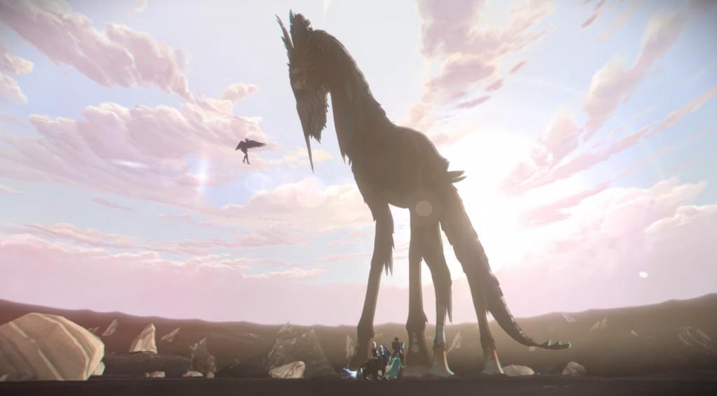 «Принц-дракон», 3 сезон: финал эпического фэнтези 1