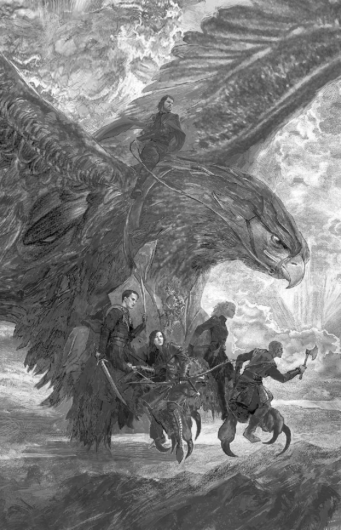 Брайан Стейвли «Клинки императора» 3