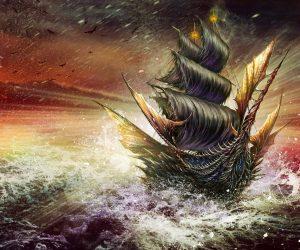 Что почитать: морское фэнтези Осояну и ориентальное фэнтези Олди