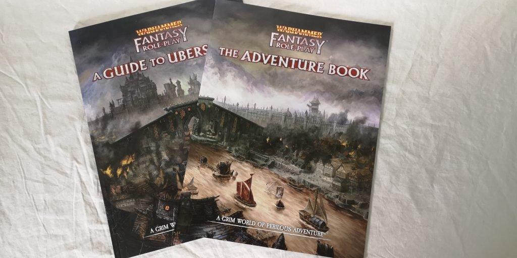 Стартовый набор Warhammer Fantasy Roleplaying 4ed. Обзор 6