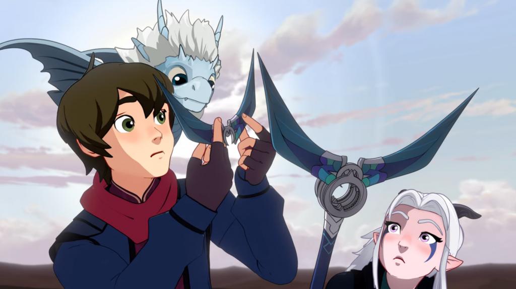 «Принц-дракон», 3 сезон: финал эпического фэнтези 2