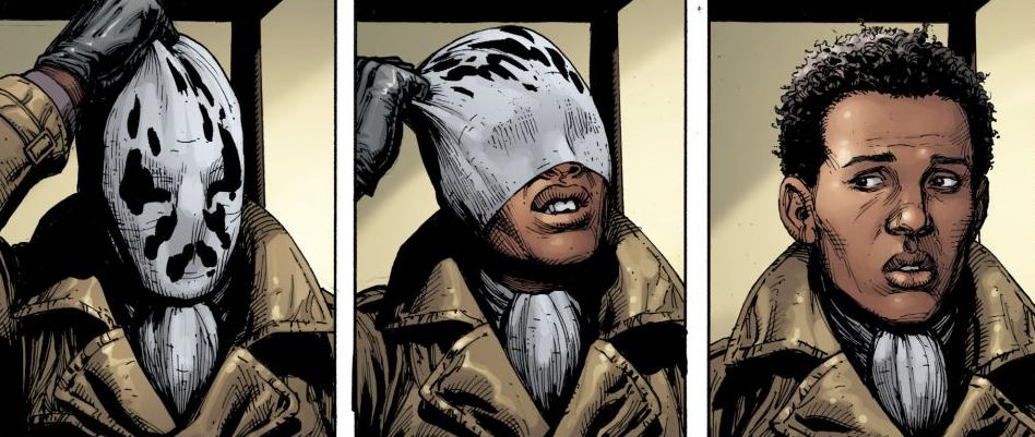 Два продолжения «Хранителей»: сериал HBO и комикс Doomsday Clock 13