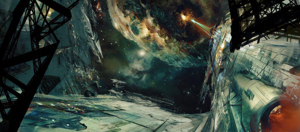 «Пространство» Джеймса Кори: подлинно научная фантастика о космосе и человечестве 2