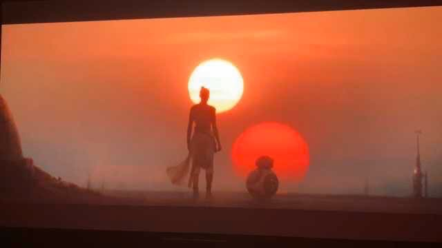 В сети появились спойлерные кадры из IX эпизода «Звёздных войн» 6
