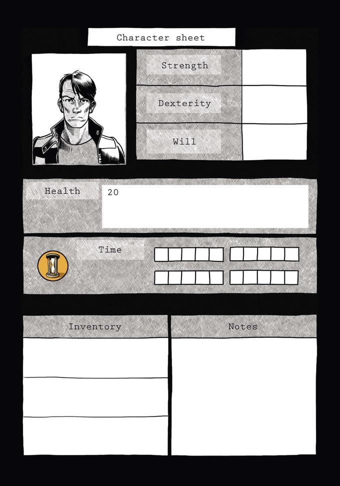 Что такое Graphic Novel Adventures? Рассказываем про игры-комиксы для участников крауд-кампании 1
