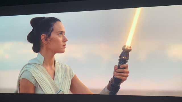 В сети появились спойлерные кадры из IX эпизода «Звёздных войн» 5