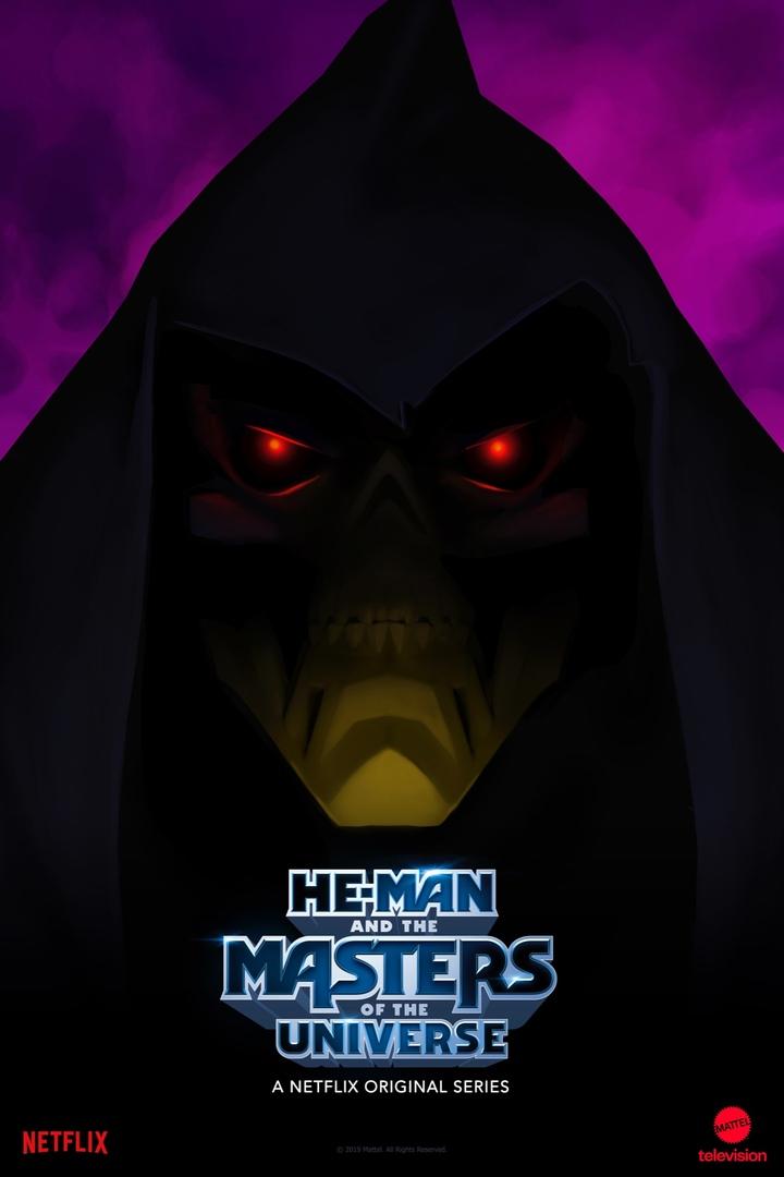 Netflix и Mattel запускают в производство CG-мультсериал «Хи-Мен и Повелители вселенной»