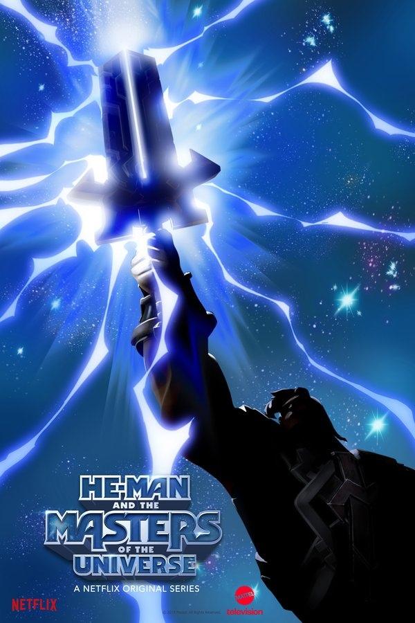 Netflix и Mattel запускают в производство CG-мультсериал «Хи-Мен и Повелители вселенной» 1