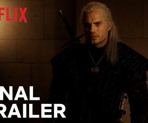Битва армий и танец мечей: финальный трейлер «Ведьмака»от Netflix