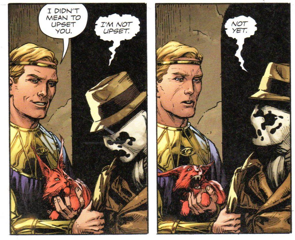Два продолжения «Хранителей»: сериал HBO и комикс Doomsday Clock 10