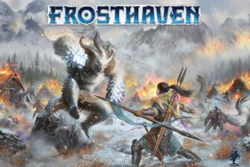 Автор настольной игры Gloomhaven анонсировал сиквел — Frosthaven