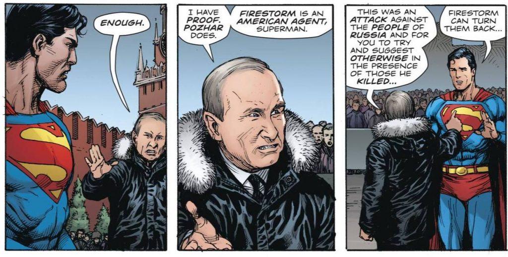 Два продолжения «Хранителей»: сериал HBO и комикс Doomsday Clock 11